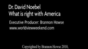 Photo of What is right with America by Dr. David Noebel
