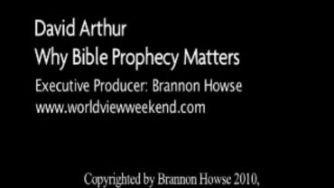 Photo of Why Bible Prophecy Matters by David Arthur