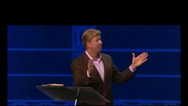 Photo of Word of Faith False Teacher Robert Morris Says if You Do Not Tithe Your Opening the Door to Demons