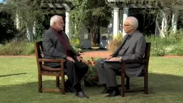 Photo of False Teacher Rick Joyner Tells Sid Roth He Went To Heaven and Went Swimming With Jesus