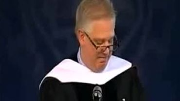 Photo of Glenn Beck Proclaims New Age, Law of Attraction, I AM, Message at Liberty University