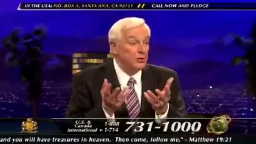 Photo of David Jeremiah Praises Word of Faith, TBN and Raises Money For Them During Their TV Fundraiser