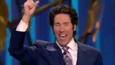 Photo of Joel Osteen Promotes The Power of I AM Which is Shamanism