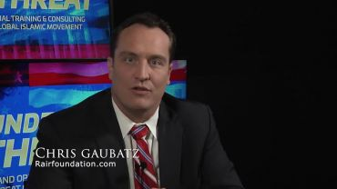Photo of Chris Gaubatz: The Man That Infiltrated CAIR and Became Basis of  The Book Muslim Mafia