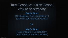Photo of Discerning The True Gospel From a Fake Gospel (Part 2)