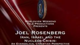 Photo of Iran, Israel and the Nuclear Crisis: An Evangelical Christian Perspective